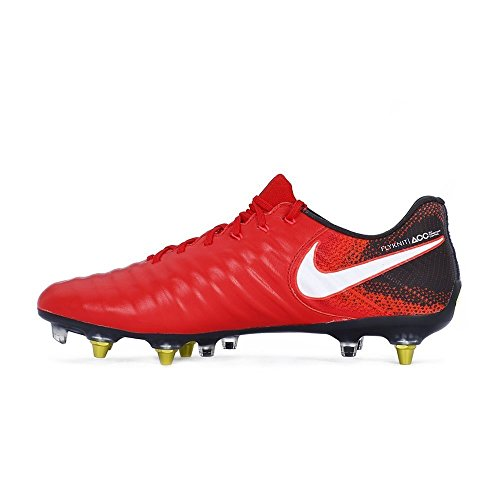 Nike Mens Tiempo Legend Vii Anti-clog (sg-pro) Voetbalcleat (rood)