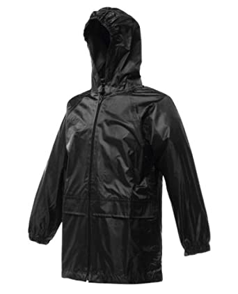 REGATTA CHILDRENS FULLY WATERPROOF JACKET - ALL AGES: Amazon.co.uk ...