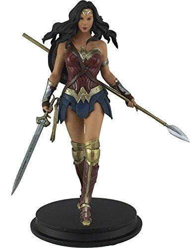 Icon Heroes Movie: Wonder Woman Resin (Horseback Statue Figure)
