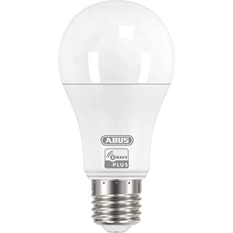 Abus Z-Wave 84154 - Bombilla LED regulable (E27): Amazon.es ...