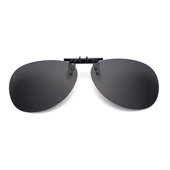 Embryform Gafas de sol con clip, [día noche visión] Gafas de ...