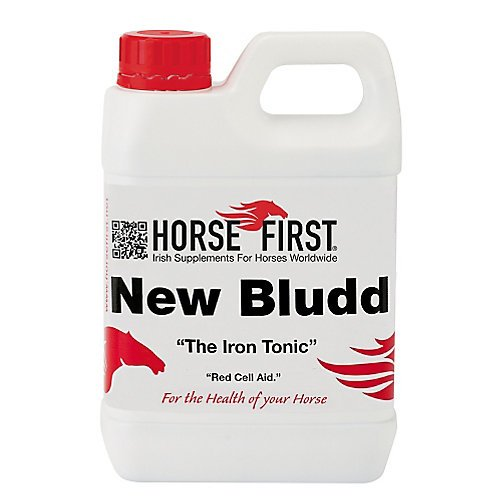 Horse First Supplements New Bludd 1L by Horse First