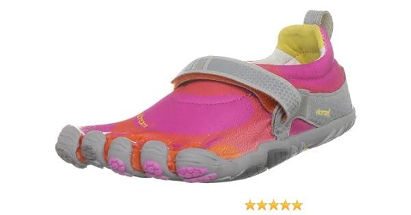 Vibram Five Fingers Bikila 5F/W343MG-37 - Zapatillas de Fitness para Mujer, Color Naranja, Talla 36: Amazon.es: Zapatos y complementos