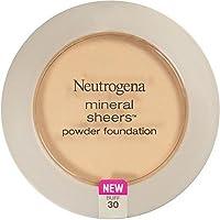 Neutrogena Mineral Sheers Powder Foundation, Buff 30, 0.34 Ounce