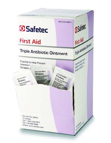 Dynarex Triple Antibiotic Ointment (Triple Antibiotic-144-0.9 Gram Packet Box)