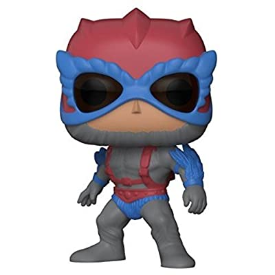 Funko Pop Television: Masters of The Universe - Stratos Collectible Vinyl Figure: Funko Pop! Television:: Toys & Games
