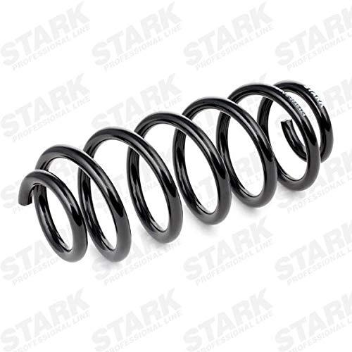 STARK SKCS-0040424 Fahrwerksfeder Spiralfedern Schraubenfeder Hinten Spiralfeder