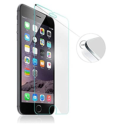 Tempered Glass Guard for iPhone 8 Plus and iPhone 7 Plus Screen guards