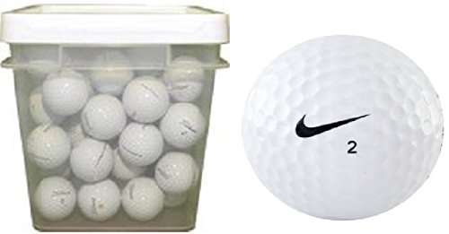 Nike One 50 Ball Bucket Mix Used Golf Balls