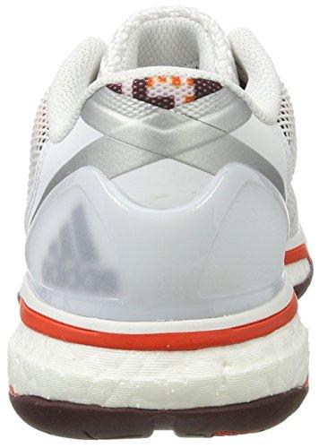 adidas Damen Stabil Boost 20y Handballschuhe Elfenbein (Bianco Ftwbla/granat/energi)