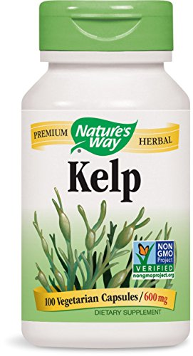 Nature's Way Kelp, 100 ct