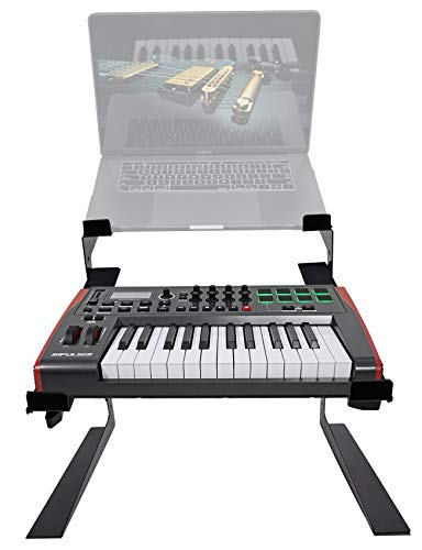 Novation IMPULSE 25 Ableton Live 25-Key MIDI USB Keyboard Controller+Dual Stand