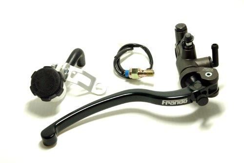 Frando(フランド)7NB ラジアルマスター 19Ф      R /  (ハードアルマイト.)ロング 065-7NBRL19HA   B00K2FPBQQ