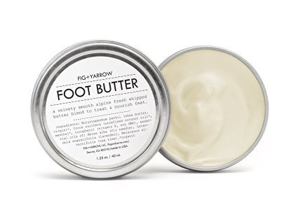 FIG+YARROW Organic Alpine Foot Butter (1.35)