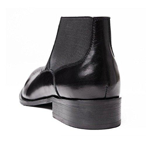 Antiscivolo Moda Brown da Modelli Oxford Invernali Uomo Stivali Resistente Autunnali Stivali Stivali di Pelle E in di all'Usura Scarpe Moda Scarpe Inghilterra Scarpe Stivali Coreane Martin wnZxq4dwEH