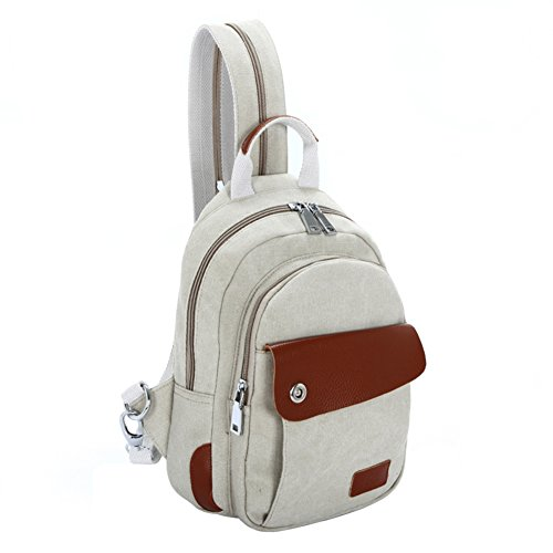bolsa de lona/paquete de ocio/La pechera Sra./diagonal bolsa/mochila-E C