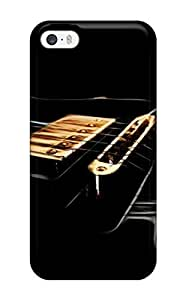 Awesome Design Bass Guitar Close Up Hard Case Cover For Iphone 5/5s