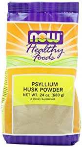 NOW  Psyllium Husk Powder,24-Ounce