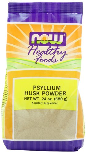 Now Foods Psyllium Husk Powder, 24-Ounce (Psyllium Husk For Baking compare prices)