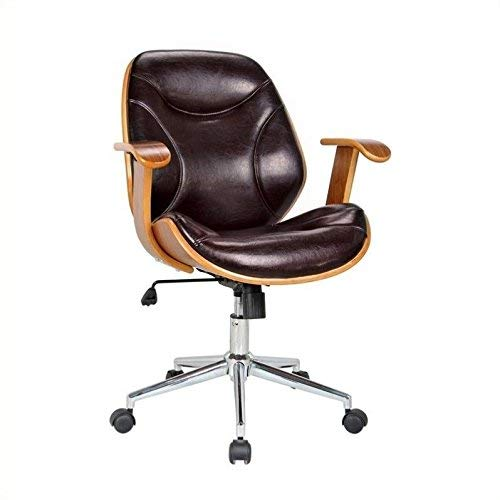 (Boraam 97914 Rigdom Desk Chair)
