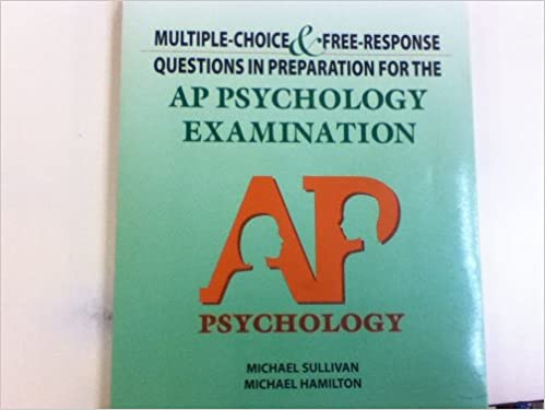 Multiple-Choice and Free-Response Questions in Preparation