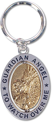 AngelStar Guardian Angel to Watch Over Me Keychain ()