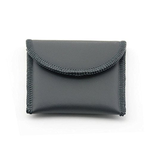 Hearing Aid Pouch - Carrying Storage Pouch Soft Small, used for sale  Delivered anywhere in USA