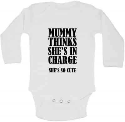 Baby Vests Bodysuits for Boys Girls I Listen to Drum /& Bass With My Auntie