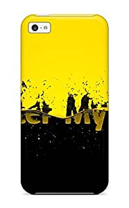 JsvmUpd4850KNZIO Be My Friend Fashion Tpu 5c Case Cover For Iphone