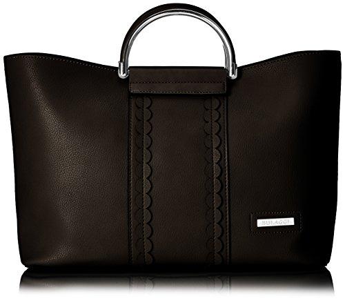Shopper Schwarz Noir Cabas Tangu Bulaggi 5Ivq4Kw