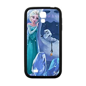 Frozen Princess Elsa and Olaf Cell Phone Case for Samsung Galaxy S4