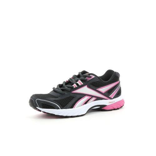 Reebok - Zapatillas para deportes de exterior de Material Sintético para mujer Negro negro 39