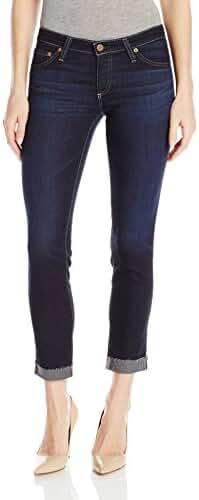 AG Adriano Goldschmied Women's Stilt Roll up Jean