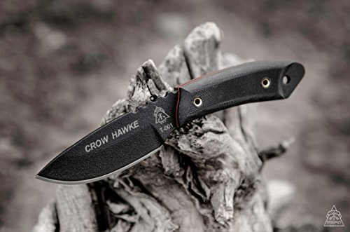 TOPS Knives Crow Hawke Hunting Knife CRH-01 ()
