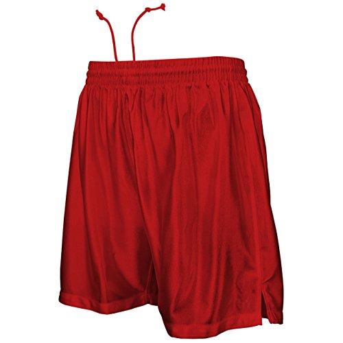 行方不明証言する束ねるwundou(ウンドウ) ベーシック ウェア サッカー パンツ レッド P8001-11 レッド