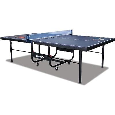 Amazon.com : Sportcraft Game Master 2 Piece Table Tennis Table : Table  Tennis Equipment : Sports U0026 Outdoors