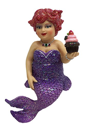 December Diamonds Mermaid Ornament - Miss Cupcake
