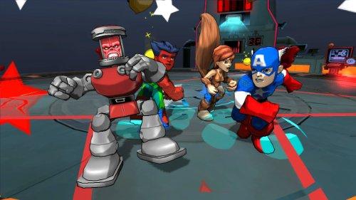 Marvel Super Hero Squad: Comic Combat - Playstation 3