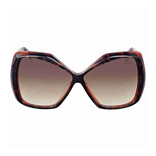 Fendi Lunettes de soleil 0092 Pour Femme Yellow Tortoise   Fuchsia   Brown  To Grey D5T c7856d47c85b