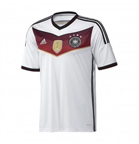 adidas Germany 4 Star World Cup Champion Home Jersey (X-Large)