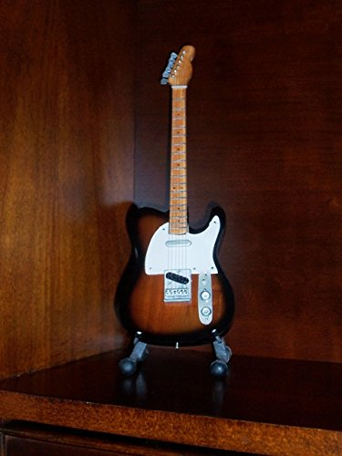 Mini Guitarra JIMMY BUFFETT Telecaster Figurilla Presente: Amazon ...