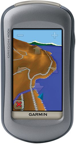 Garmin Touchscreen Handheld Preloaded Topographic