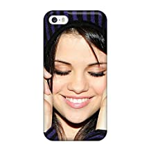 New Style Michael Jones Selena Gomez Premium Tpu Cover Case For Iphone 5/5s With Free Screen Protector