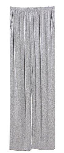 Generic Mens Fashion Casual Plus Size Pajama Pants save more