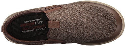 Skechers Hombres Superior Donte Slip-on Loafer Brown