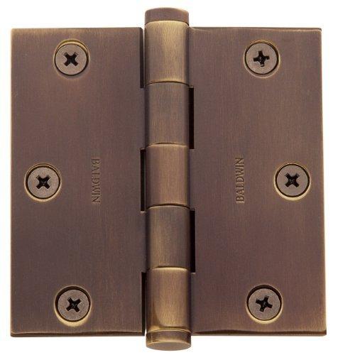 Baldwin 1035112I General Hardware Venetian Bronze Full Mortise Door Hi