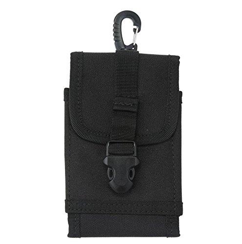 Honeysuck Outdoor sport multifunzione della borsa nero