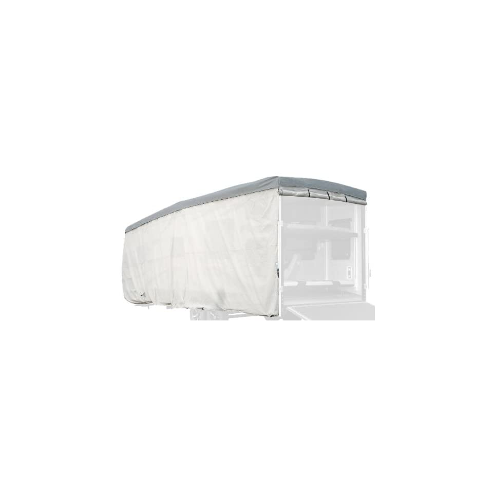EXPEDITION by Eevelle Toy Hauler Trailer Cover   fits 24 28   348L x 105W x 120H   Gray