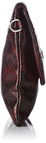 Rouge bandoulière Sac Woman Bordeaux LPB W16b0102 xqfUI6wt