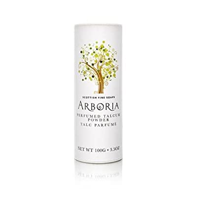 Scottish Fine Soaps Arboria Bath Powders